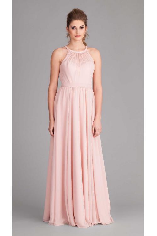 Halter style bridesmaid dresses flower girl dresses for Wedding dresses halter style
