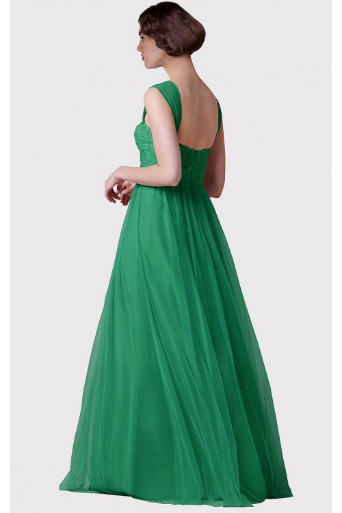 Princess Natural Tulle Sweetheart Sleeveless Bridesmaid Dresses