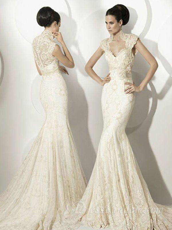 Wedding Dresses Luxury : Lace and luxury wedding dresses bridesmaid gowns aisle style uk