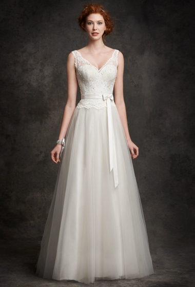 Wedding dresses for smaller brides cheap wedding dresses for Wedding dresses for big chest