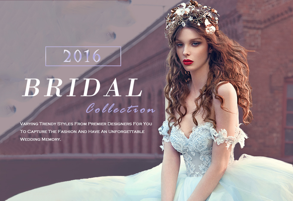 Aisle Style Wedding Dresses Collection 2016