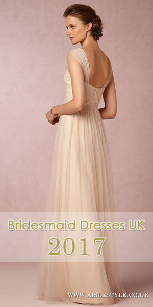 2017 Bridesmaid dresses  UK collection