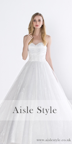 Discover stunning wedding dresses with aisle style