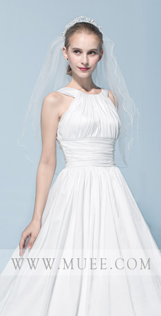 Muee offer the most fashionable wedding dresses online