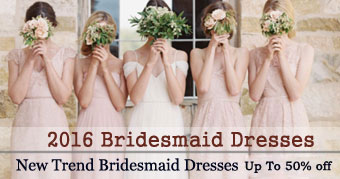 Bridesmaid Dresses Color Trends