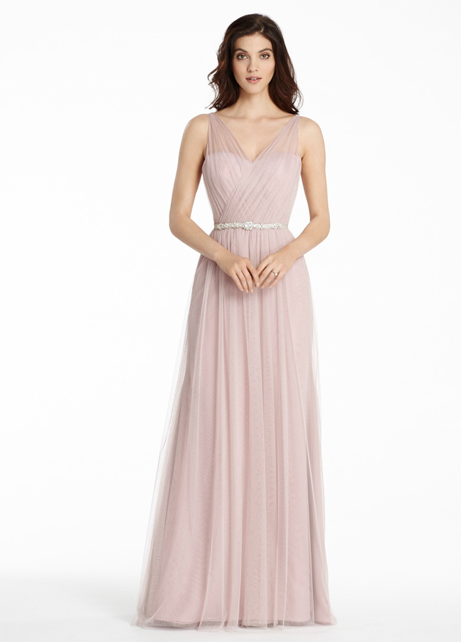 http://www.aislestyle.co.uk/pink-illusion-v-neck-aline-tulle-long-bridesmaid-dress-p-5505.html