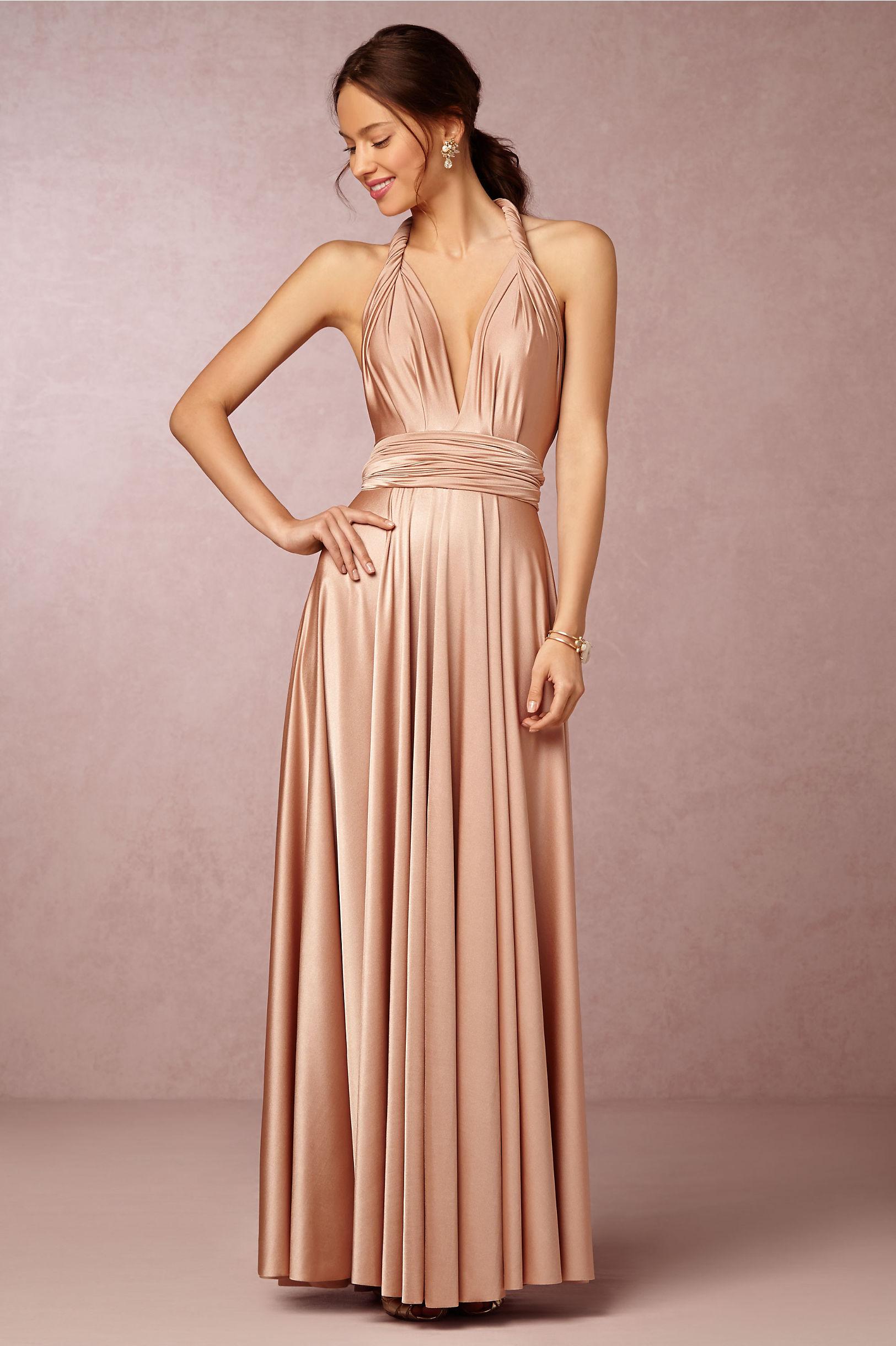 aec7d6872a9 Satin Bridesmaid Dresses Long - Data Dynamic AG