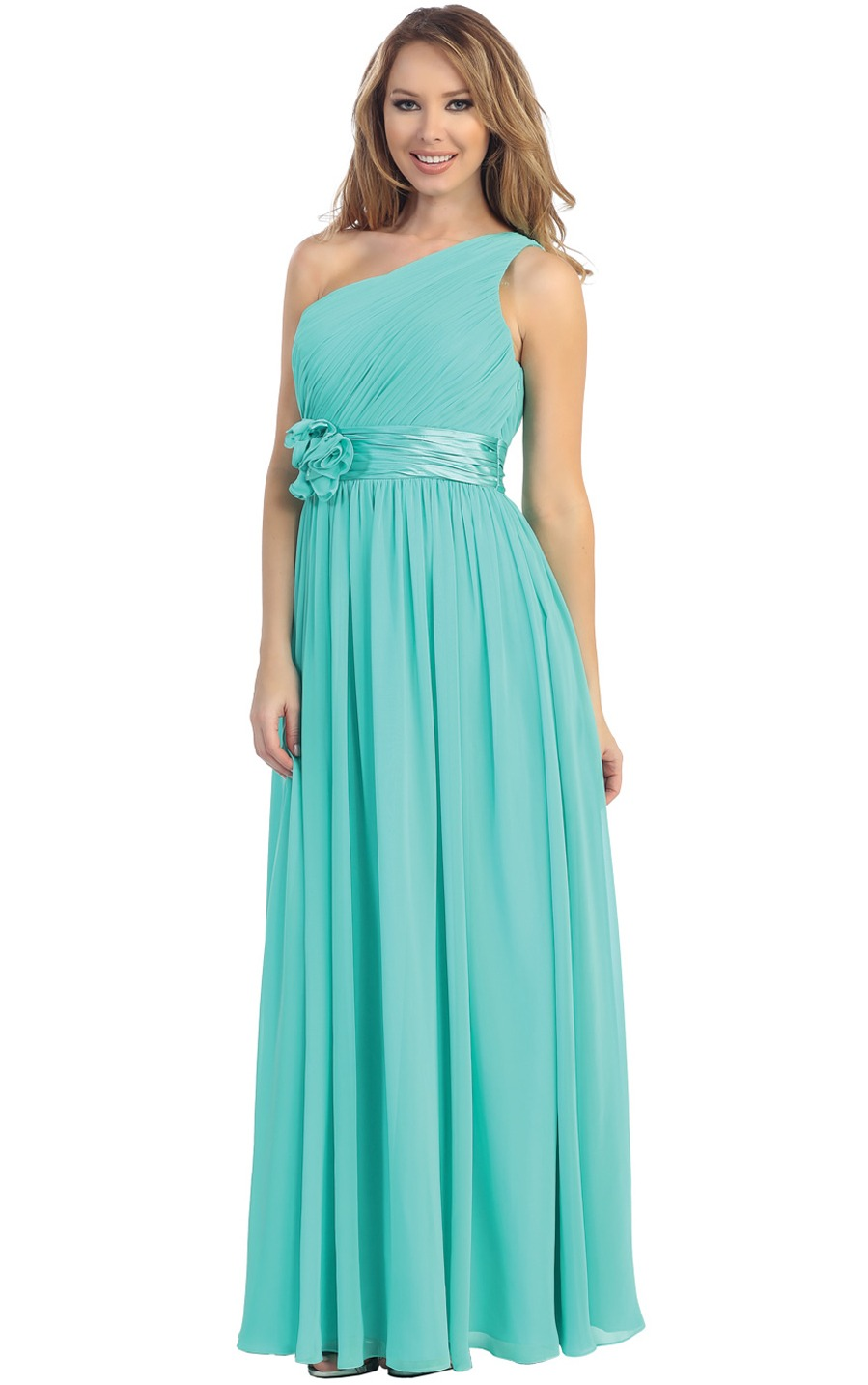 Pale Turquoise Bridesmaid Dresses Uk - Flower Girl Dresses