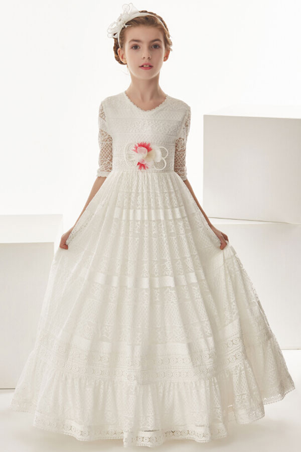 Petite wedding dresses for short