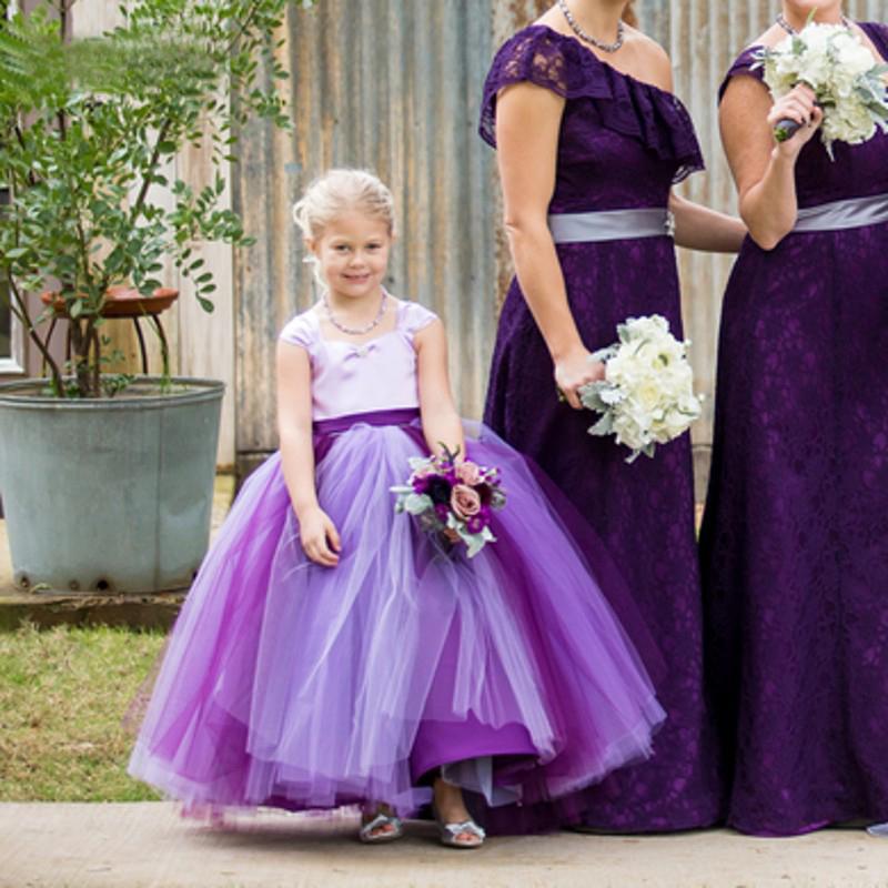 Ball Gown Flower Girl Dresses Uk - Expensive Wedding Dresses Online