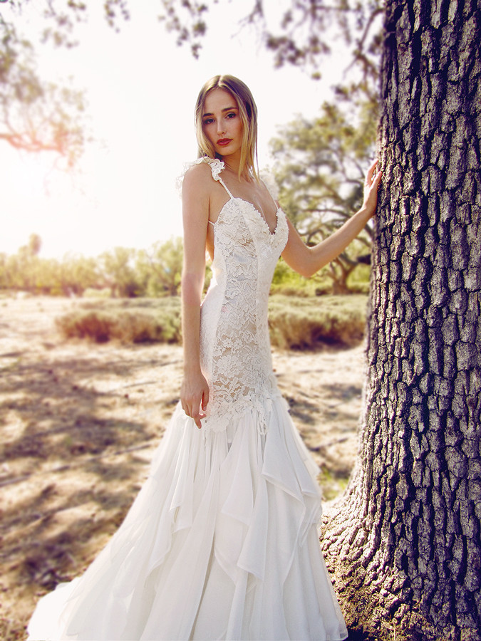 Dramatic Wedding Dresses 42