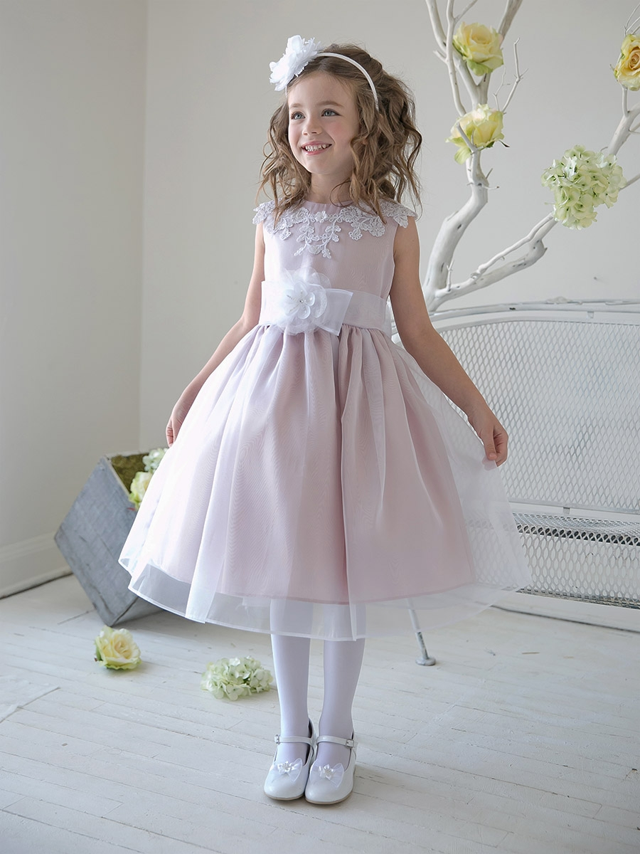 Made to Order Discount Flower Girl Dresses in Aisle Style Online Shop