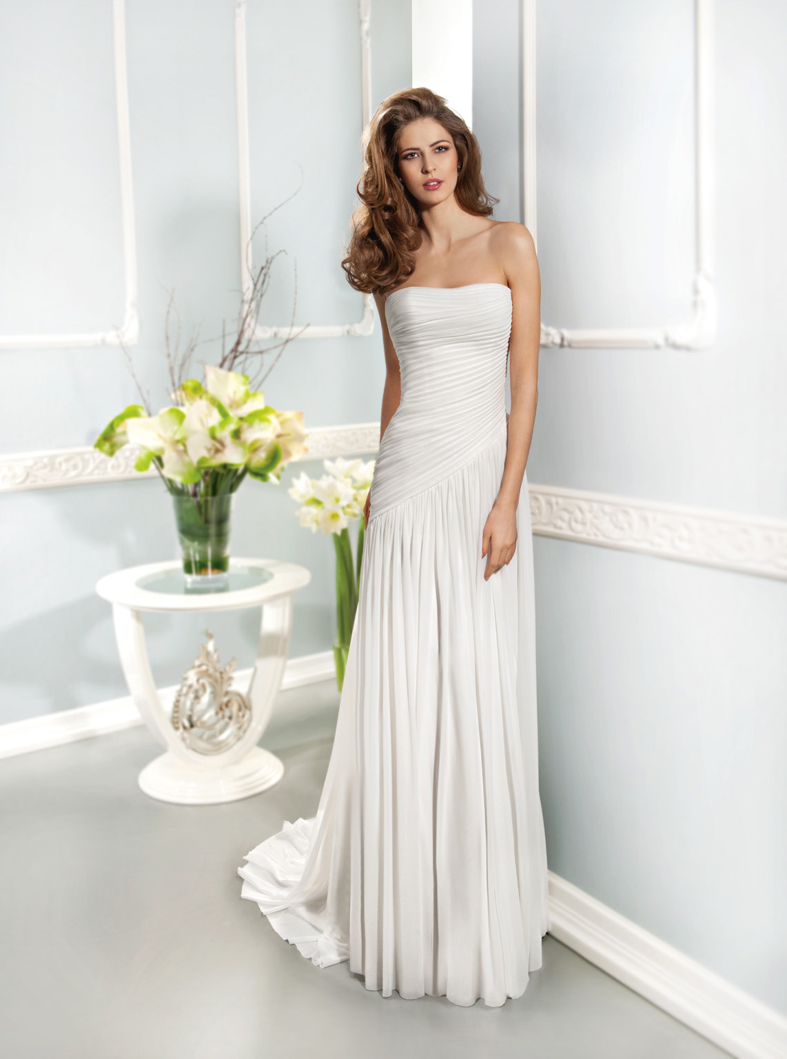 http://www.aislestyle.co.uk/simple-sheathcolumn-strapless-ruching-sweepbrush-train-chiffon-wedding-dresses-p-3066.html