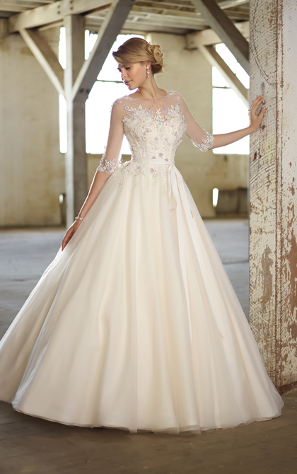 http://www.aislestyle.co.uk/charming-aline-bateau-beadingcrystal-detailing-lace-sweepbrush-train-tulle-wedding-dresses-p-1882.html