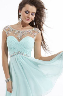 Petite Size Prom Dresses