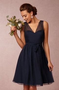 coast Bridesmaid Dresses
